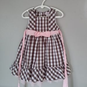 18m Savannah Baby Girls Dress with Diaper Cover